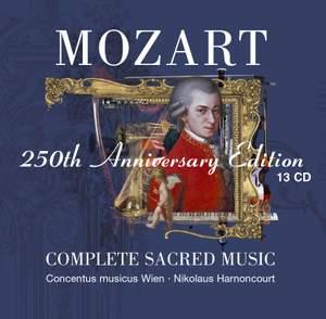 Mozart - Complete Sacred Music