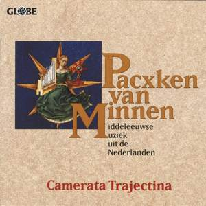 Pacxken Van Minnen - Medieval Music from the Netherlands Product Image
