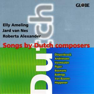 Songs by Dutch Composers