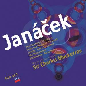 Janacek - The Operas