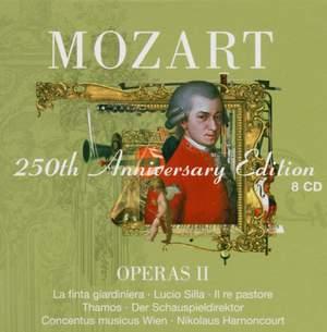 Mozart - Operas II