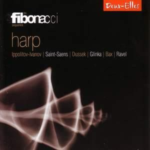 Fibonacci Sequence: Harp