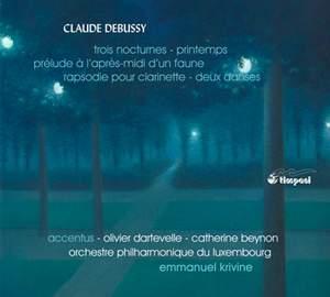 Debussy: Orchestral Works Vol. 2