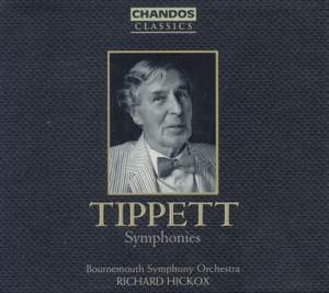 Michael Tippett - Complete Symphonies