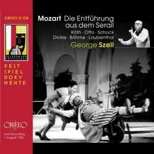 Mozart: Die Entführung aus dem Serail, K384