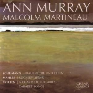 Ann Murray sings Britten, Mahler, Schumann