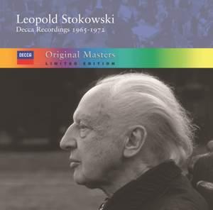 Leopold Stokowski - Decca Recordings 1965-1972