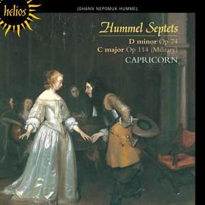 Hummel: Piano Septets Nos. 1 & 2
