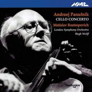 Panufnik, A: Cello Concerto Product Image