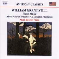 William Grant Still - Piano Music