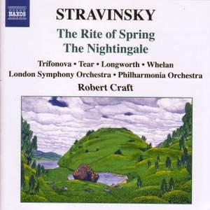 Stravinsky: The Nightingale & The Rite of Spring