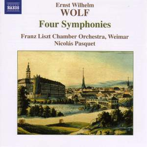 Wolf, E W: Four Symphonies Product Image