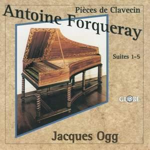 Antoine Forqueray - Pièces de Clavecin