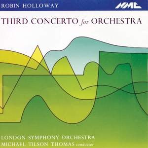 Holloway, R: Third Concerto for Orchestra