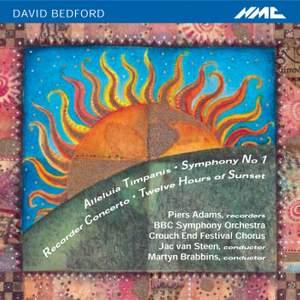 David Bedford: Alleluia Timpanis