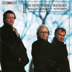 Schoenberg & Webern: Chamber Works
