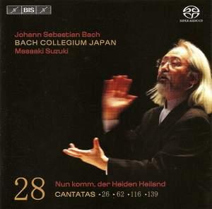 Bach - Cantatas Volume 28