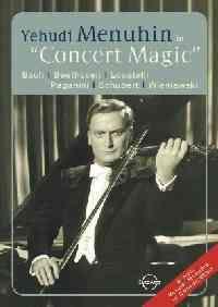Yehudi Menuhin in 'Concert Magic'