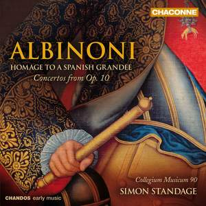 Albinoni - Homage to a Spanish Grandee