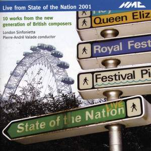 London Sinfonietta - Live from State of the Nation