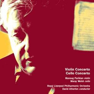 Hugh Wood: Violin Concerto & Cello Concerto