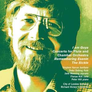 Nigel Osborne: I am Goya, Flute Concerto, Remembering Esenin