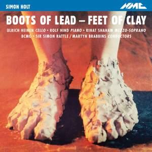 Simon Holt: Boots of Lead