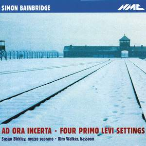 Simon Bainbridge: Ad ora incerta