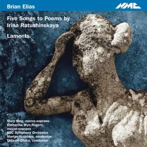 Brian Elias: 5 Ratushinskaya Songs