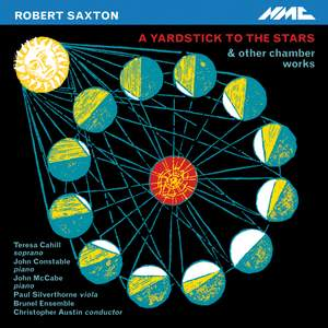 Robert Saxton: A Yardstick to the Stars