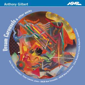 Anthony Gilbert: Dream Carousels Product Image