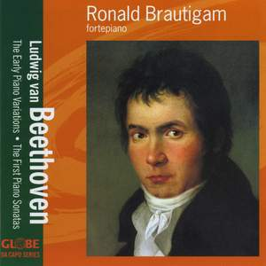 Beethoven - The Early Piano Variations; The First Piano Sonatas