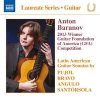 Guitar Recital: Anton Baranov