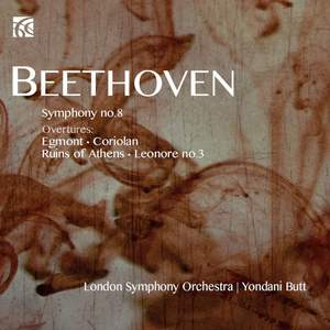 Beethoven: Symphony No. 8 & Overtures
