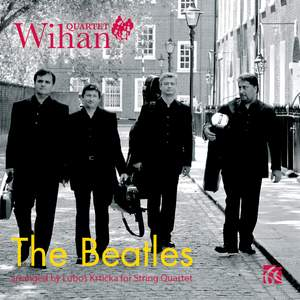 The Beatles arranged by Lubos Krticka for String Quartet Product Image