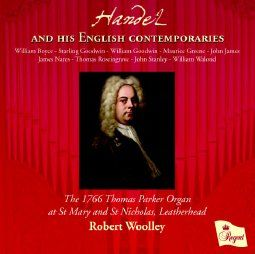 Handel And His English Contemporaries