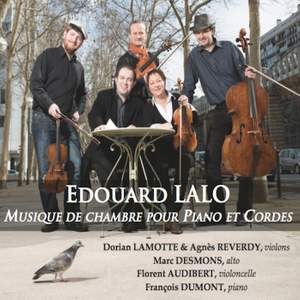 Lalo: Chamber music for piano and strings Product Image