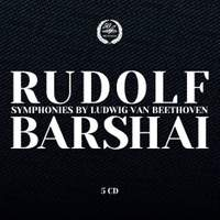 Rudolf Barshai: Symphonies Nos. 1-8 by Beethoven