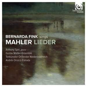 Bernarda Fink sings Mahler Lieder