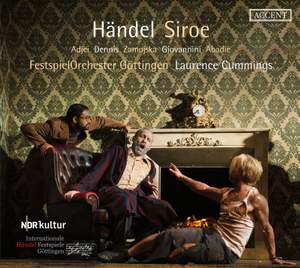 Handel: Siroe, King of Persia, HWV24 Product Image