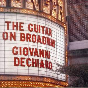 The Guitar on Broadway