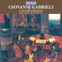 Gabrieli, G: Canzone e Sonate (1615)