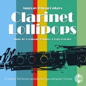 Murray Khouri plays Clarinet Lollipops