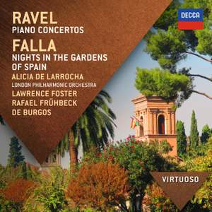 Ravel: Piano Concertos Product Image