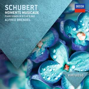 Alfred Brendel plays Schubert Product Image