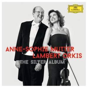 Anne-Sophie Mutter: The Silver Album