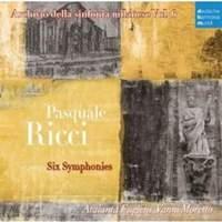 Ricci, Francesco: Six Sinfonias, Op. 2