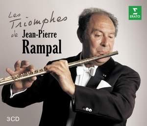 Le Triomphes de Jean-Pierre Rampal Product Image