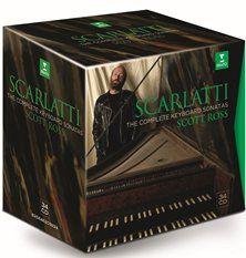 Scarlatti, D: Complete Keyboard Sonatas
