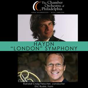 Haydn: 'London' Symphony, Hob. I:104